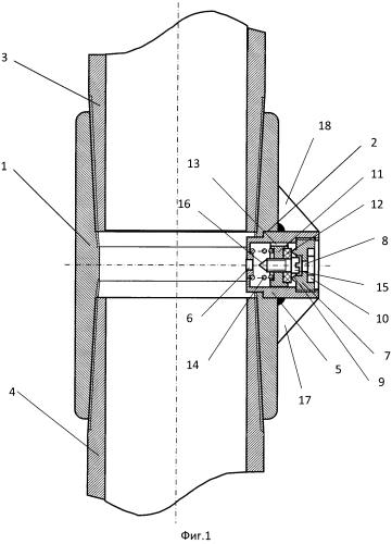 Внутрискважинный клапан для перепуска газа