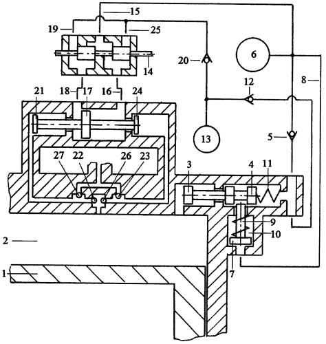 Способ управления подачей топлива в камеру сгорания двигателя внутреннего сгорания однотактным приводом топливной форсунки