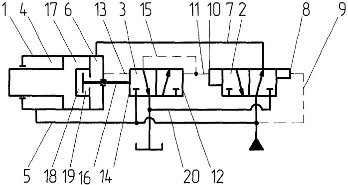 Гидравлический следящий вибратор