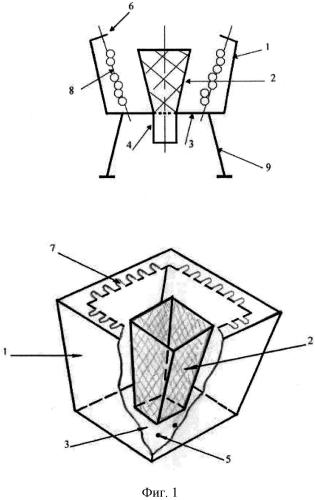 Вертикальный мангал для приготовления пищевых продуктов на биотопливе (варианты)
