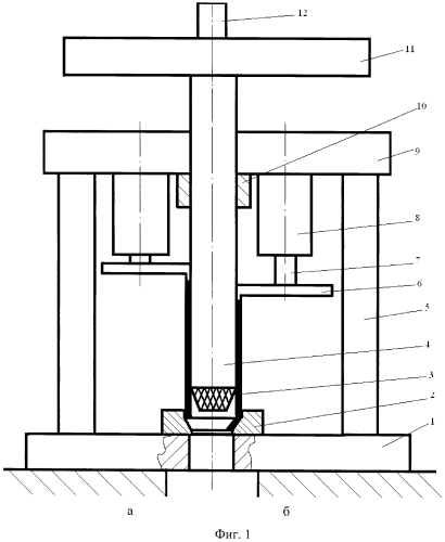 Способ изготовления сетки рифлей на внутренней поверхности оболочки и устройство для его осуществления