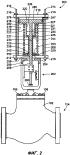 Смещающее устройство, предназначенное для использования с приводами клапанов текучей среды