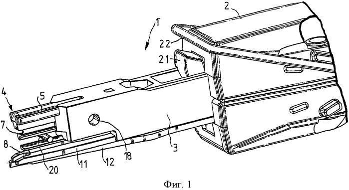 Инструмент для присоединения кабельных жил