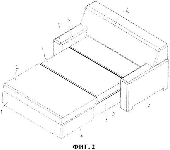 Мебель для сидения и лежания
