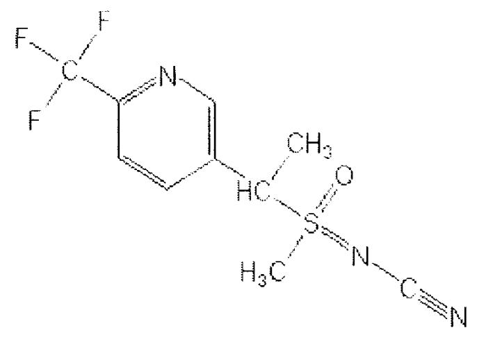 Масляная дисперсия сульфоксиминов для борьбы с насекомыми