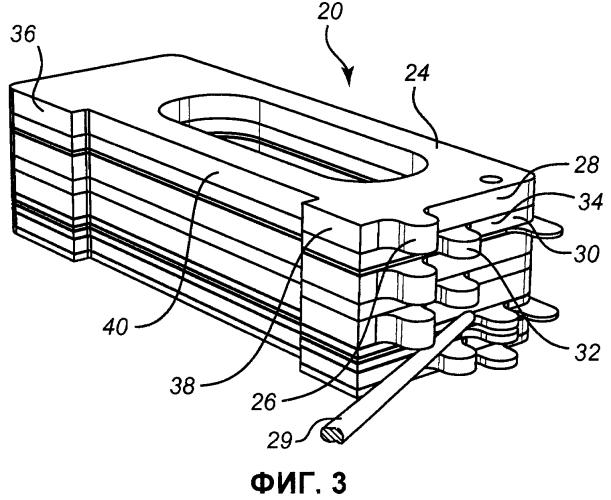 Комплект прокладок для щековой дробилки