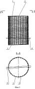 Опалубка для изготовления колодца под анкерное крепление