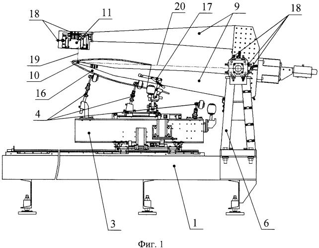 Устройство для измерения толщины стенки детали типа оболочка вращения