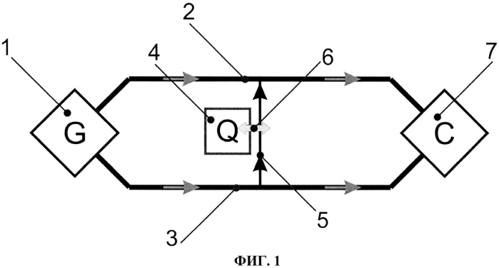 Флаксонный баллистический детектор
