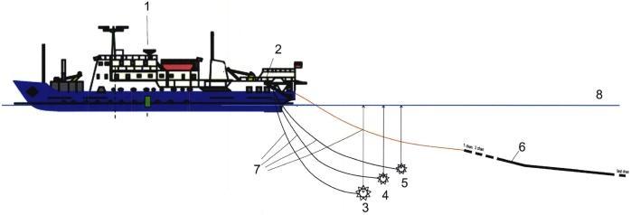 Способ сейсмических исследований на акваториях и устройство для его осуществления