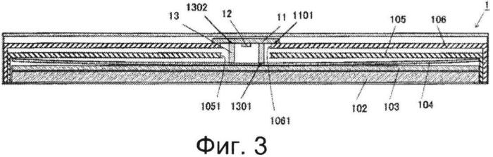 Конструкция крепления датчика света для дисплейного устройства показа изображений