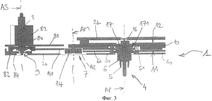 Часовой механизм с уменьшенной высотой и большим запасом хода