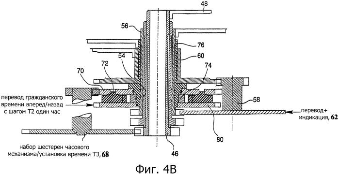 Универсальный подвижный механизм уравнения времени и способ его установки