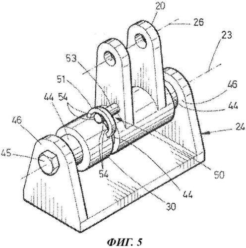 Поворотное демпфирующее устройство для бытового электроприбора