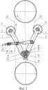 Автоматическое универсальное натяжное устройство для реверсивных цепных передач