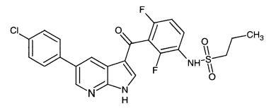 Комбинированная терапия, включающая вемурафениб и интерферон, для применения в лечении рака