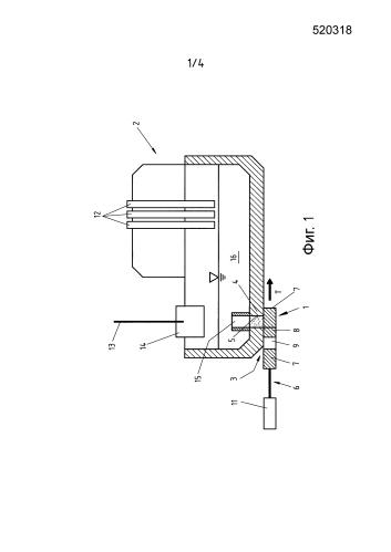 Способ для открытия и закрытия выпускного отверстия металлургической плавильной емкости