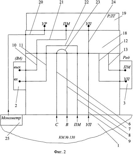 Устройство для крана машиниста (варианты)