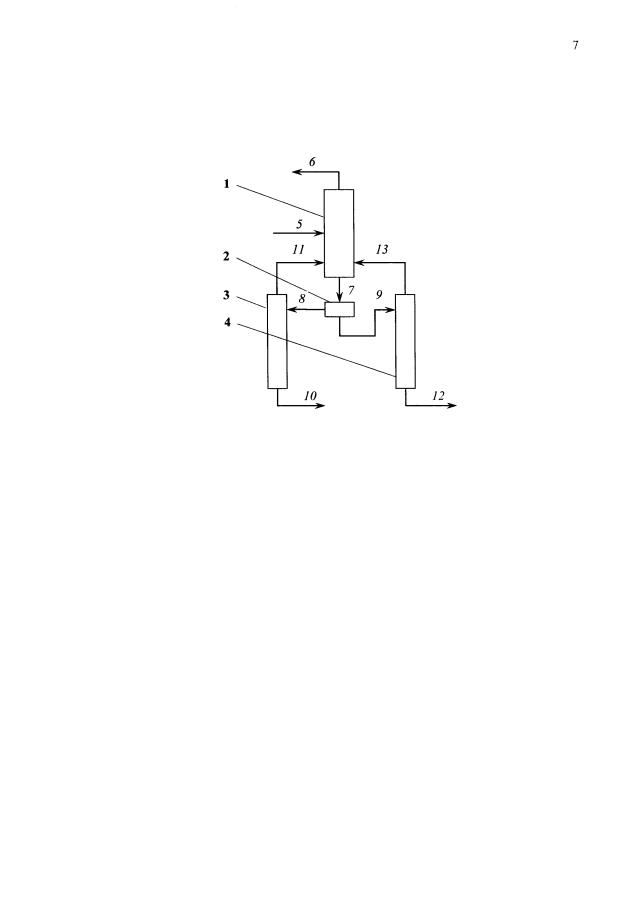 Способ выделения концентрированного эпихлоргидрина из продуктов эпоксидирования хлористого аллила пероксидом водорода на титансодержащем цеолитном катализаторе