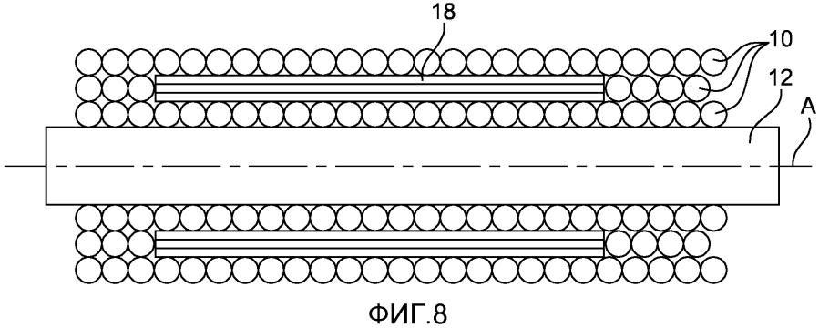 Способ изготовления моноблочной детали для турбомашины при помощи диффузионной сварки