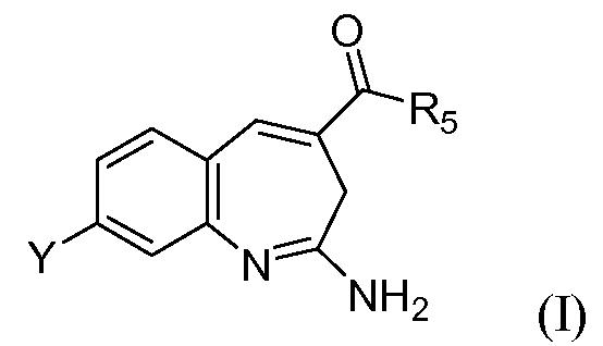 Замещенные бензоазепины в качестве модуляторов toll-подобных рецепторов