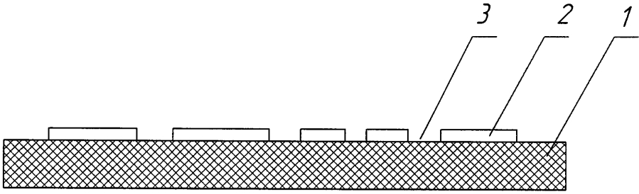 Способ формирования топологии ltcc плат