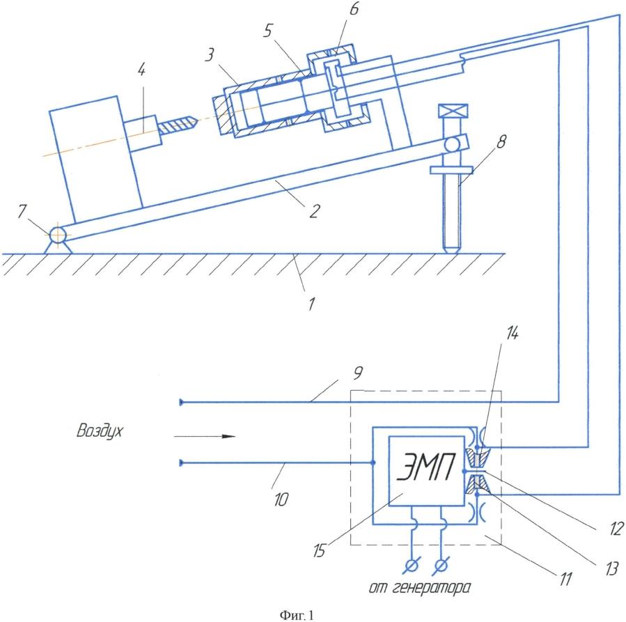 Станок для сверления отверстий малого диаметра