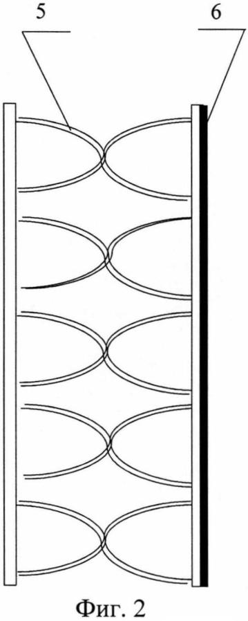 Устройство для теплового экранирования высокотемпературных поверхностей