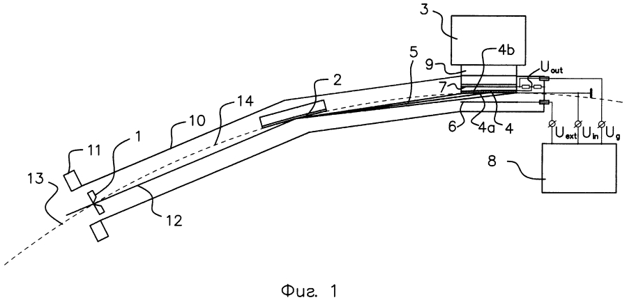 Спектрометр для мягкого рентгеновского и вуф диапазона
