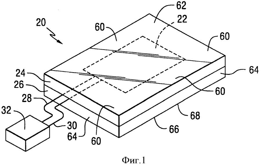 Рама солнечного модуля