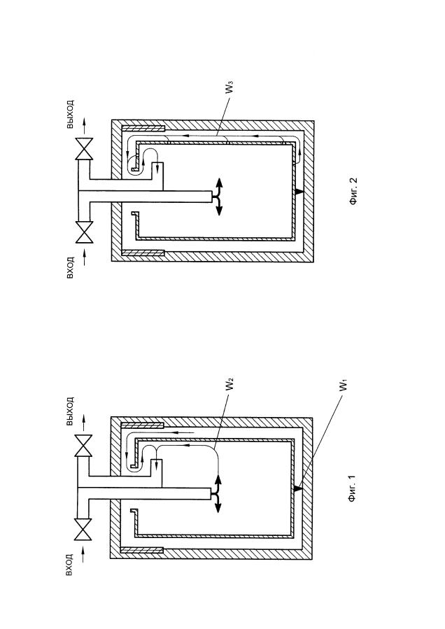 Способ определения негерметичности оболочки полого ротора при работе центробежного устройства