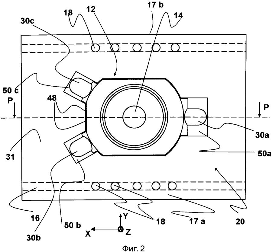 Устройство для замены труб и внутреннее сопло для разливки расплавленного металла