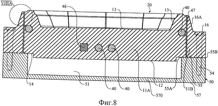 Пористая пресс-форма для целлюлозы, изготовленная спеканием и имеющая плоскую нижнюю поверхность, частично подвергнутую механической обработке