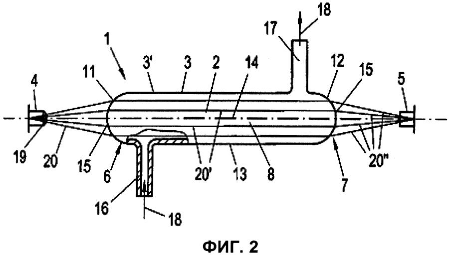 Устройство для фотометрического или спектрометрического исследования жидкой пробы