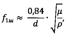 Способ определения значения частоты установочного резонанса пьезоэлектрического вибропреобразователя и устройство для его осуществления