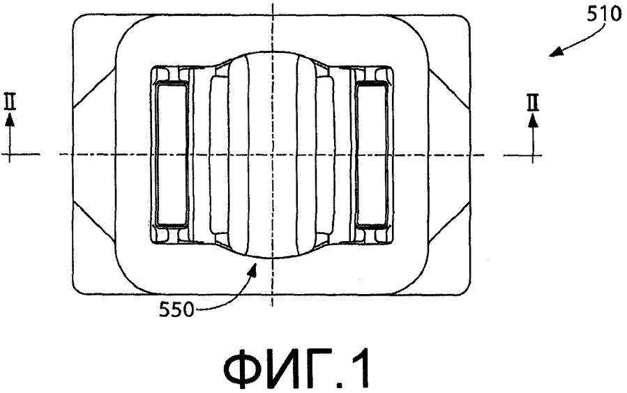 Узел поглощающего аппарата для железнодорожного вагона (варианты), корпус для узла поглощающего аппарата и способ сборки узла поглощающего аппарата (варианты)