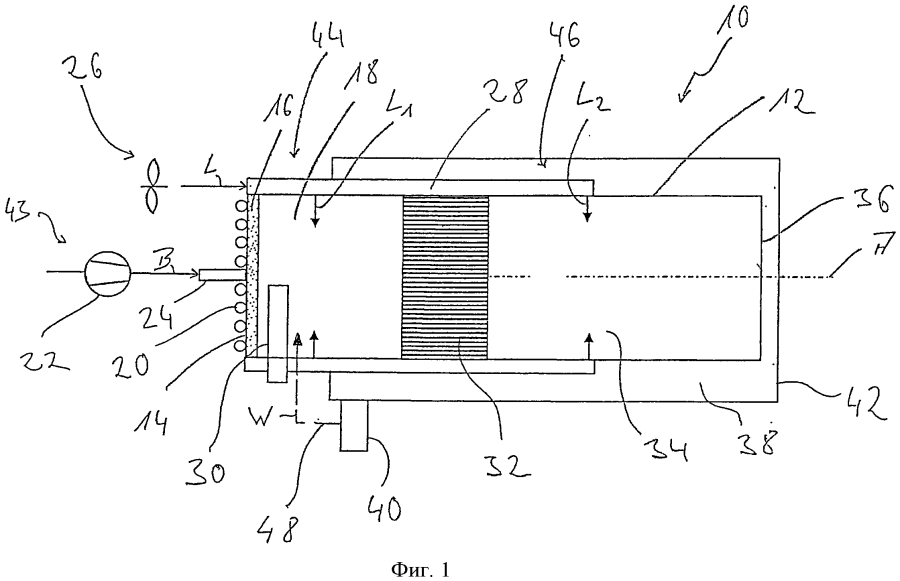 Способ эксплуатации нагревательного устройства и нагревательное устройство