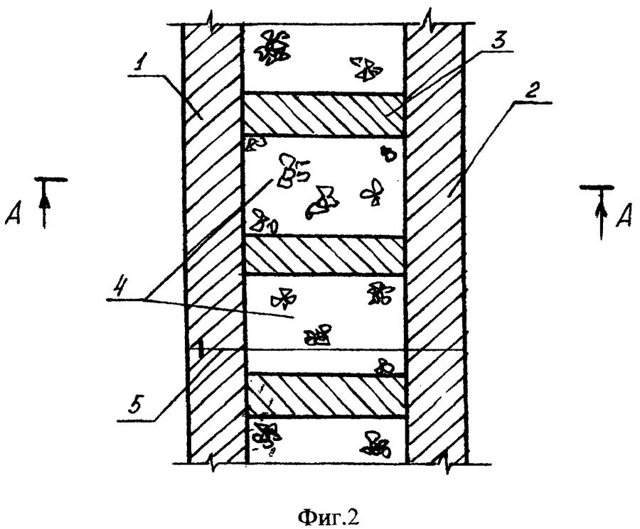 Способ выполнения плотины из укатанного бетона