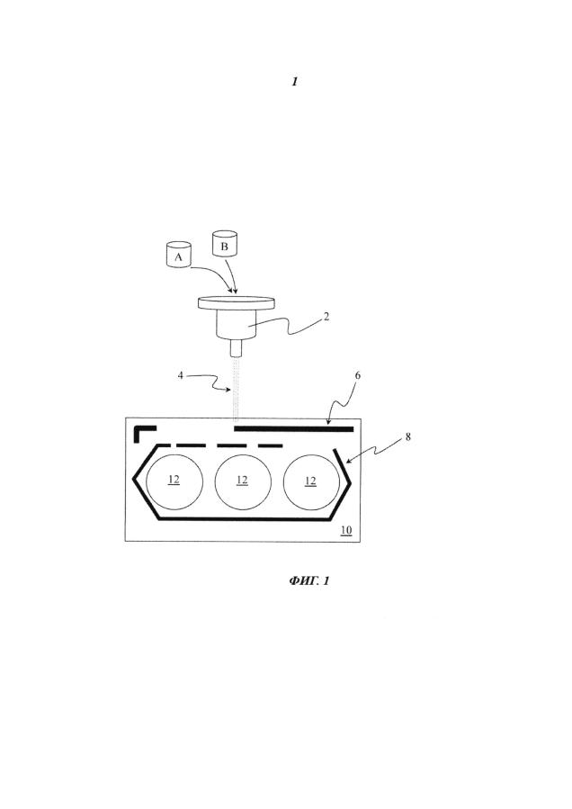 Способ нанесения функциональных элементов на плоские компоненты