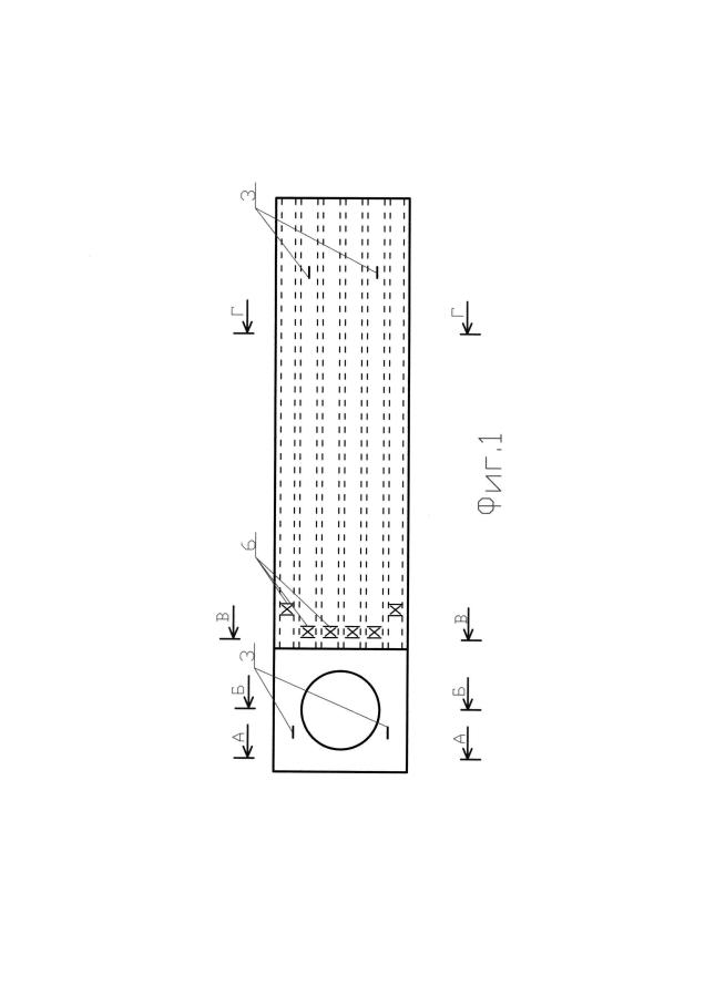 Способ изготовления многопустотной плиты перекрытия с проемом