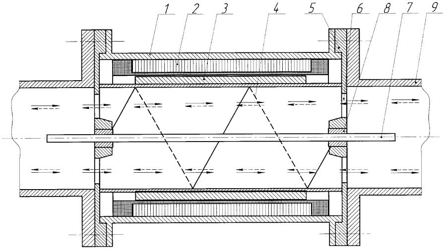 Гидравлический электронасос