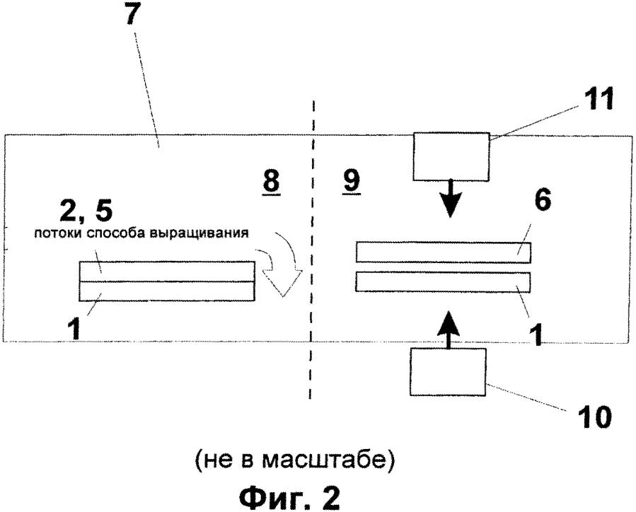Способ и устройство для изготовления обособленных кристаллов нитридов элементов iii группы