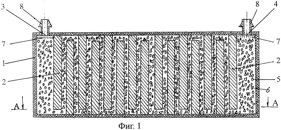 Магнитно-трибоэлектрический активатор