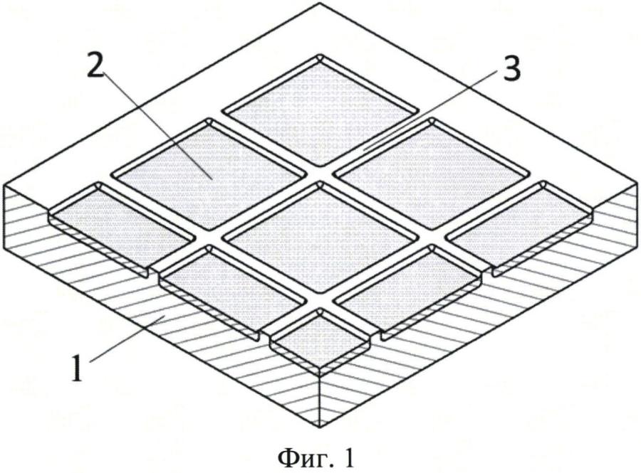 Способ изготовления дифракционной периодической микроструктуры на основе пористого кремния