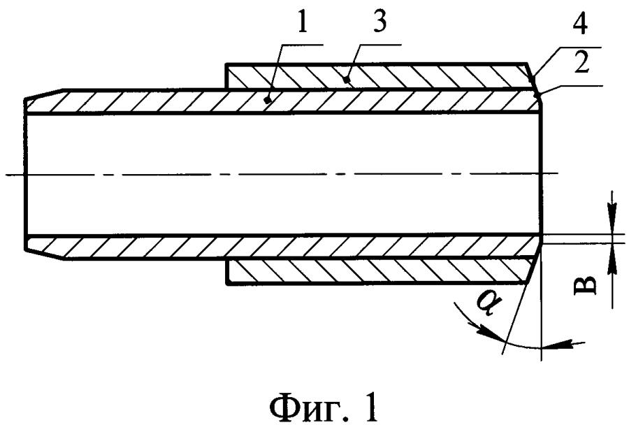 Способ изготовления металлической трубы с внутренней пластмассовой оболочкой