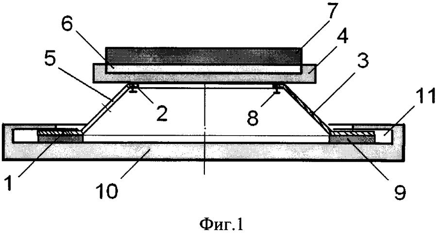 Упругий тарельчатый элемент кочетова
