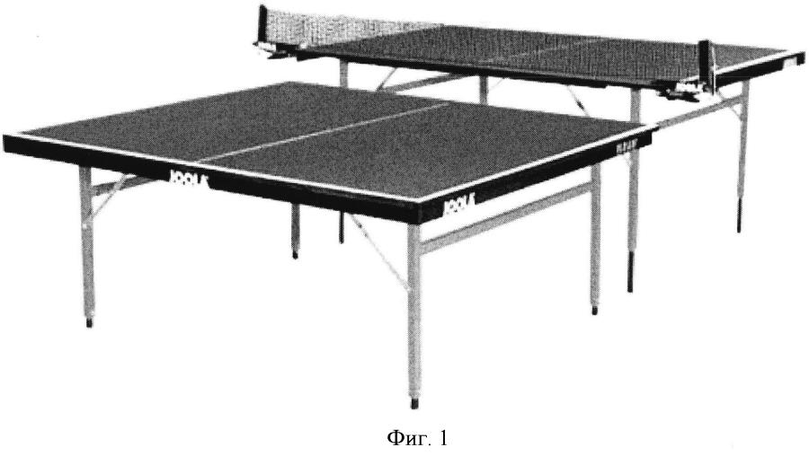 Устройство регулировки высоты теннисного стола