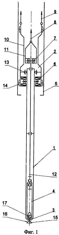 Грузозахватное устройство для твс и изделий активной зоны