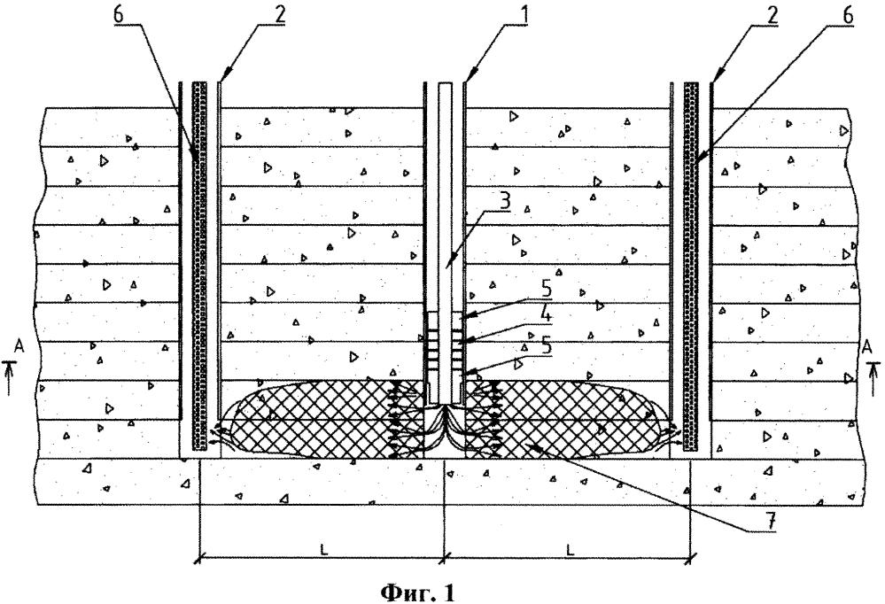 Способ закрепления и усиления несущей способности обводненных мелкозернистых грунтов плывунного типа под основаниями и фундаментами зданий и сооружений