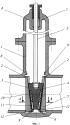 Двухдисковая параллельная трубопроводная задвижка